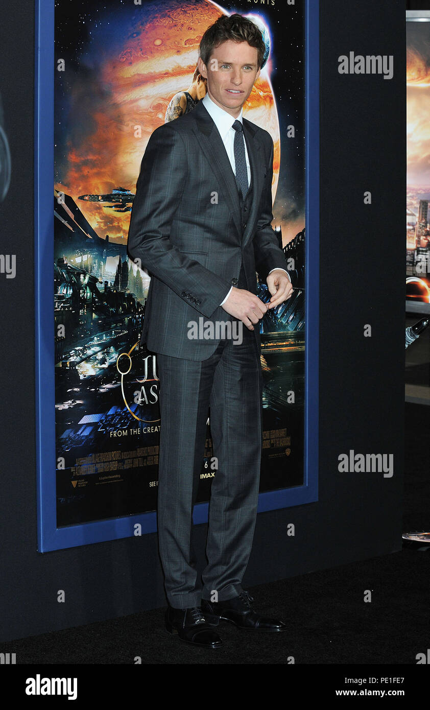 827524958e20 Eddie Redmayne 119 at the Jupiter Ascending Premiere at the TCL Chinese  Theatre in Los Angeles