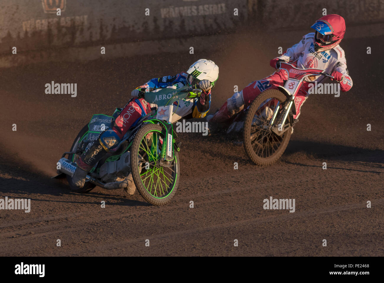 Speedway Riders Stock Photos & Speedway Riders Stock Images