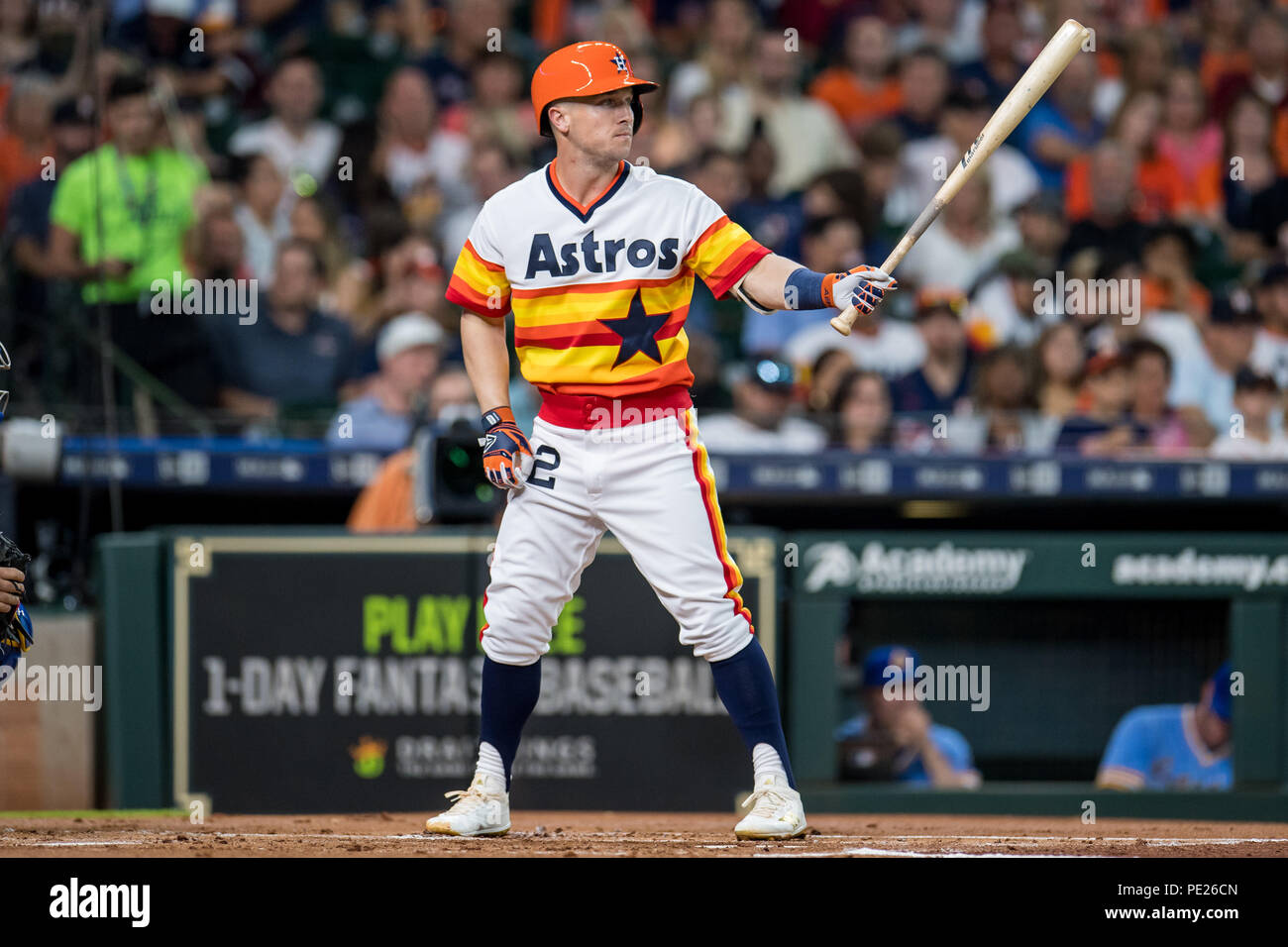 new concept be468 1a9f1 August 10, 2018: Houston Astros third baseman Alex Bregman ...