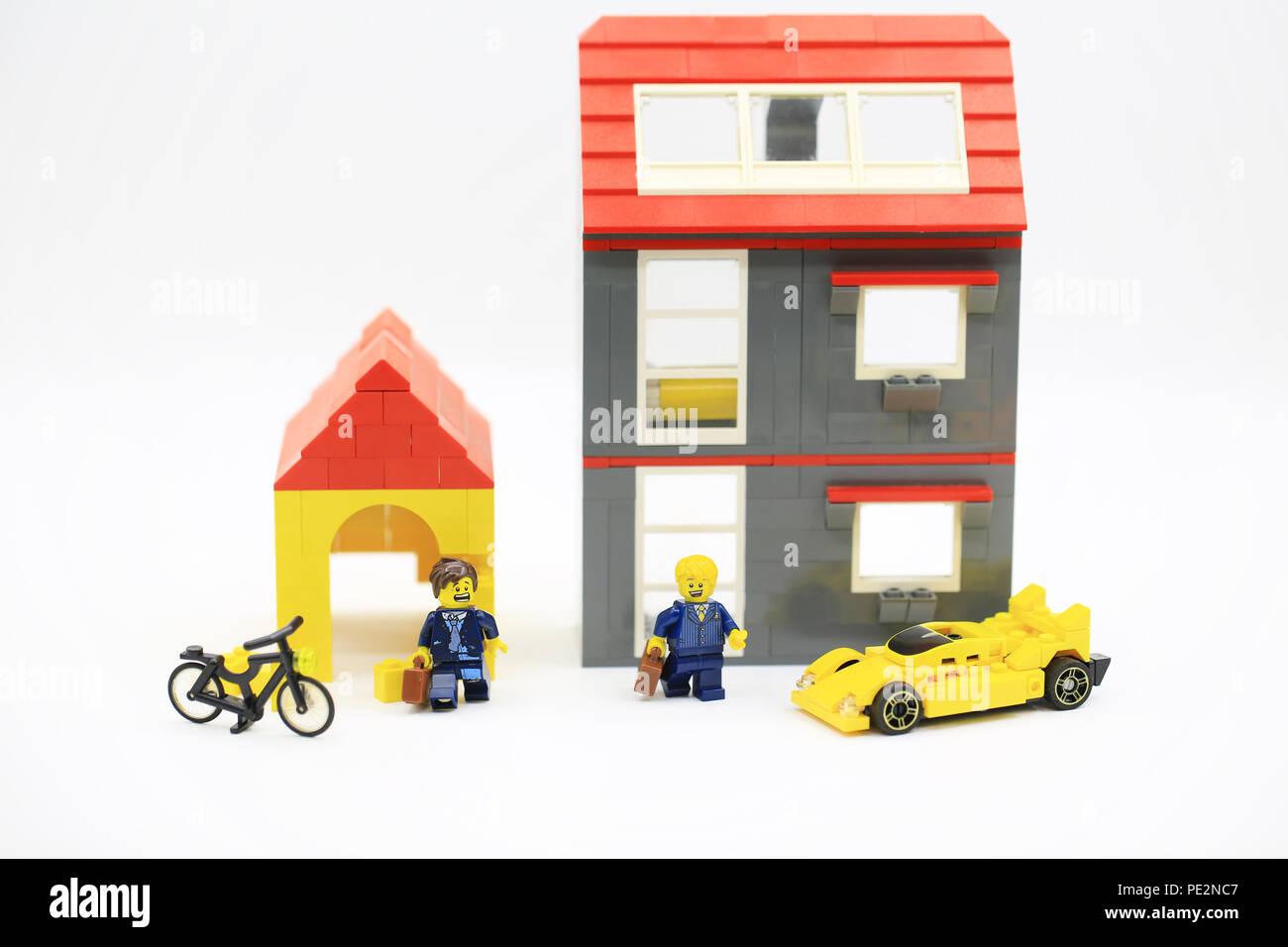 housing management - Stock Image