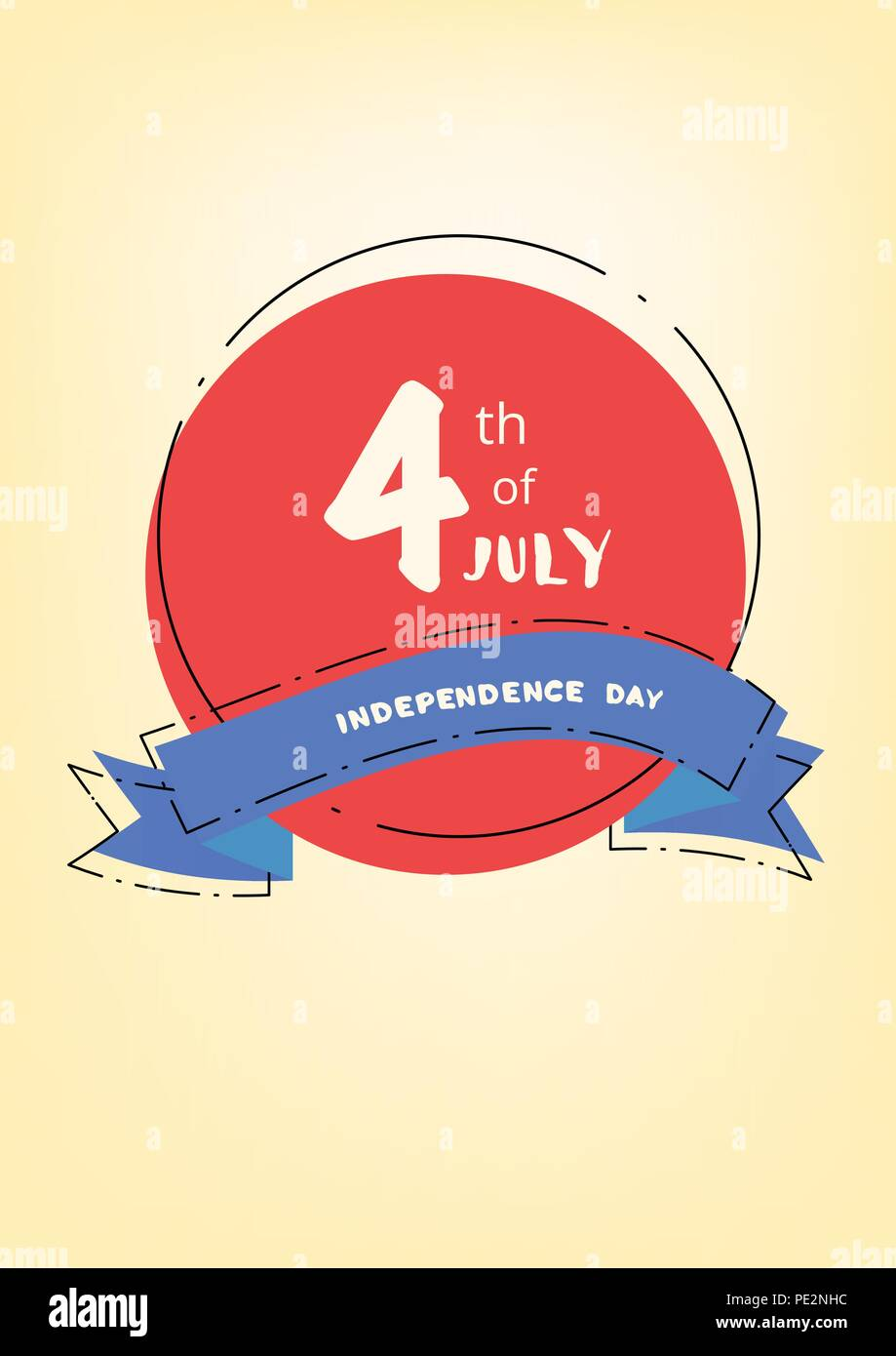 Happy Independence Banners Customized Banners