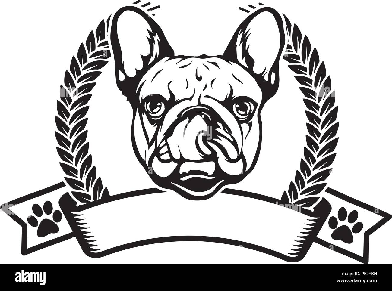 Bulldog Logo Stock Photos & Bulldog Logo Stock Images - Alamy