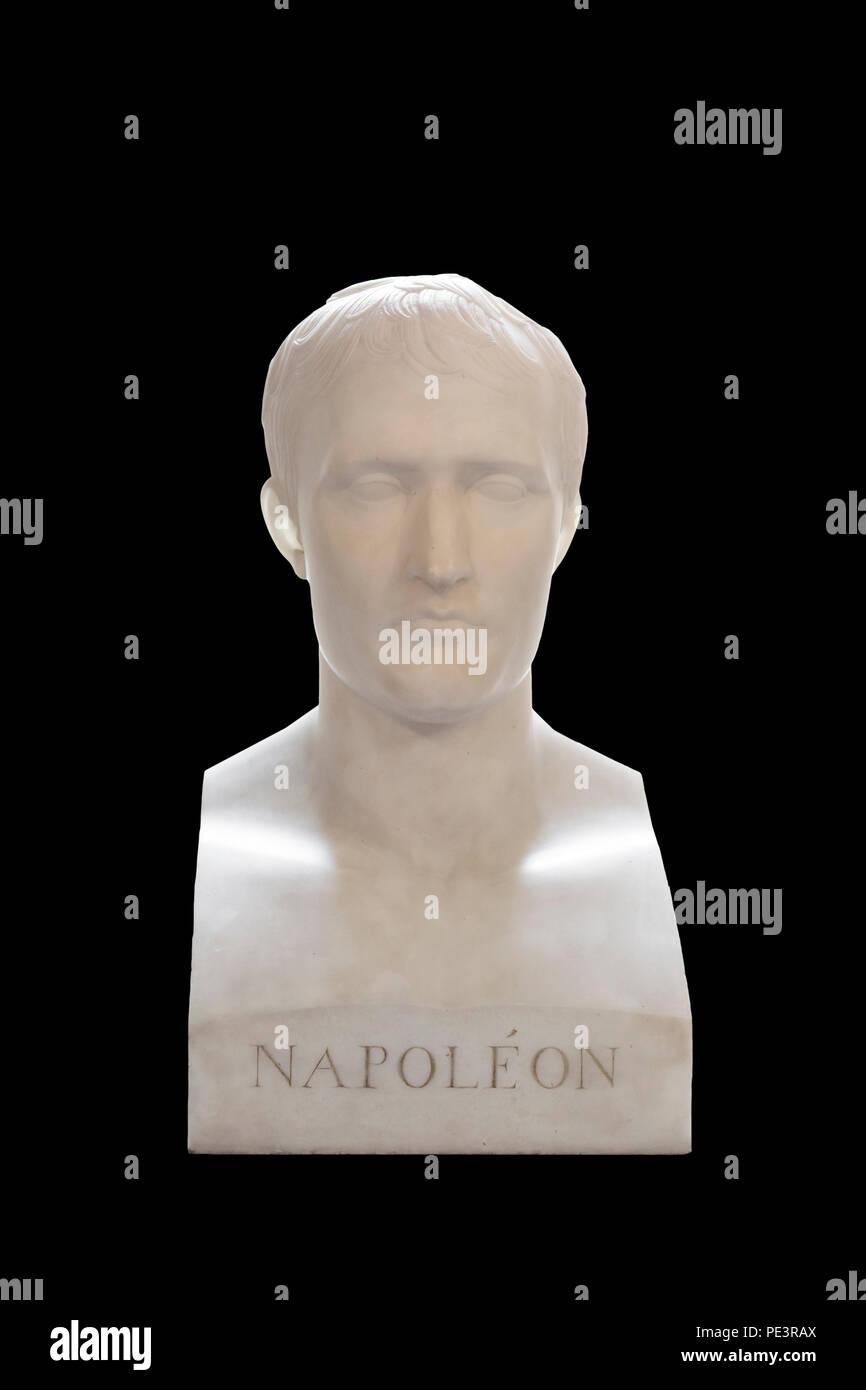 Napoleon Bonaparte, Antoine Denis Chaudet - Stock Image