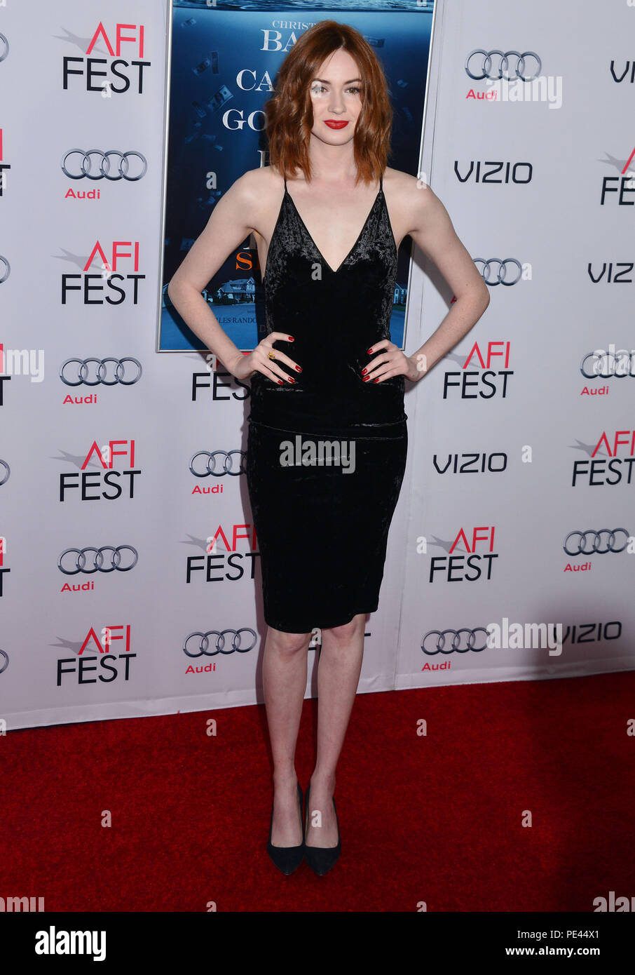 e2b56736e321 Karen Gillan 053 at the Big Short Premiere at the TCL Chinese Theatre in Los  Angeles