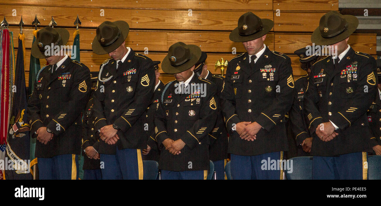 Drill Sergeants Stock Photos & Drill Sergeants Stock Images - Alamy
