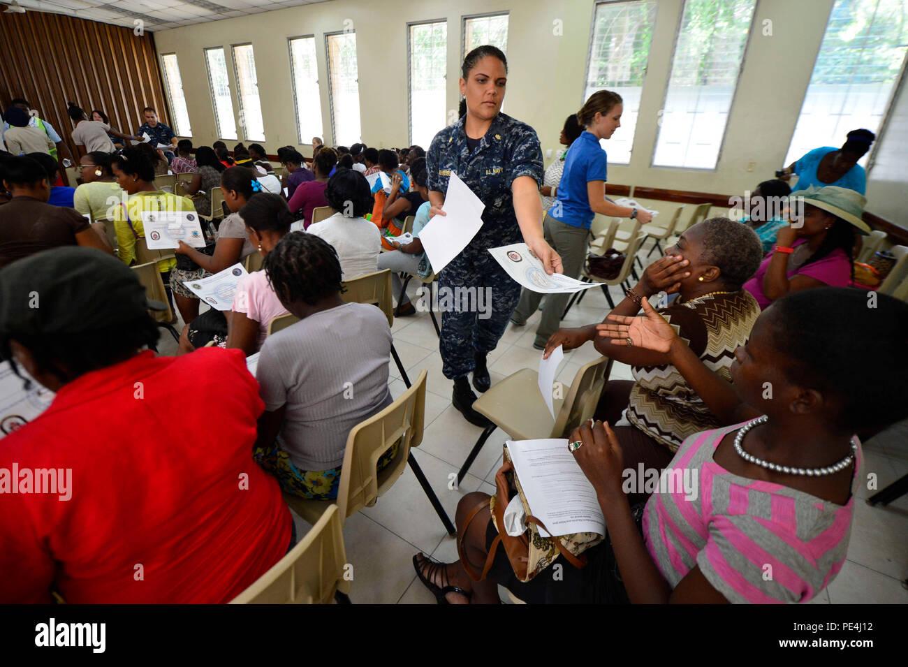 Girls Haiti