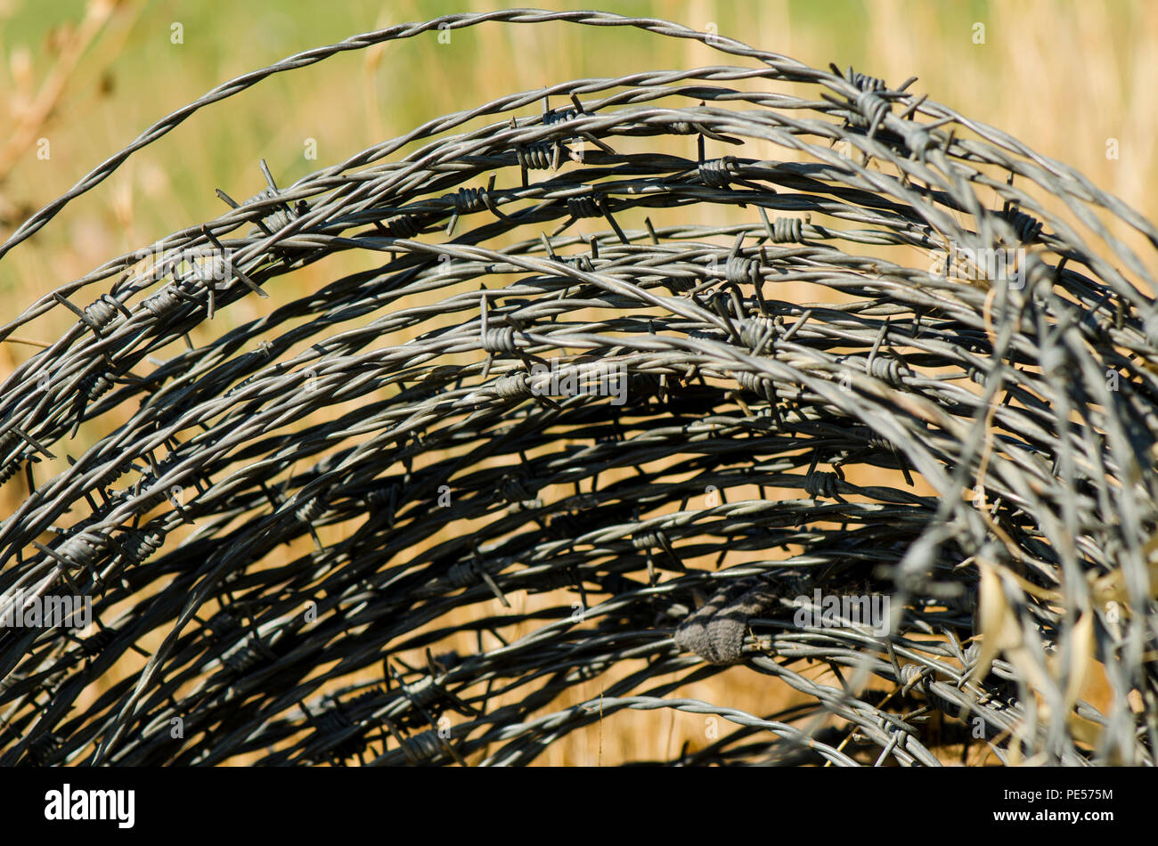 Farmers Fencing Stock Photos & Farmers Fencing Stock Images - Alamy
