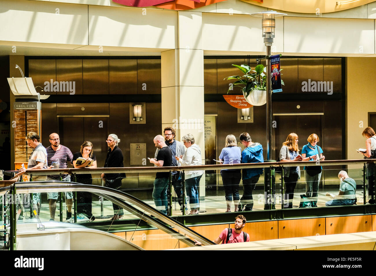 Movie Theater Ticket Line High Resolution Stock Photography And Images Alamy