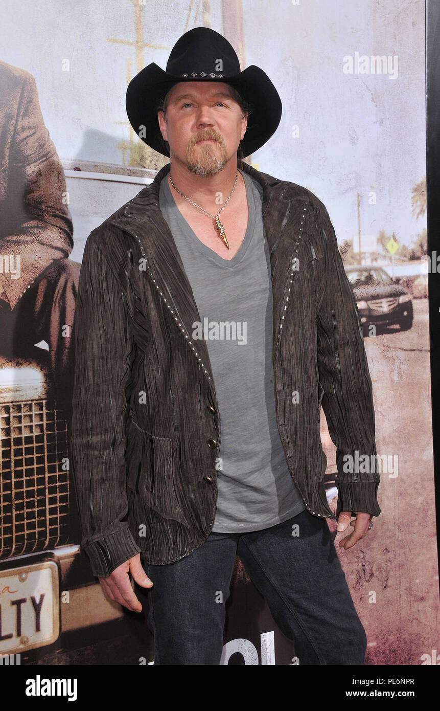 755da27eab6bf Trace Adkins at The Lincoln Lawyer Premiere at the Arclight Theatre In Los  Angeles. Event in Hollywood Life - California