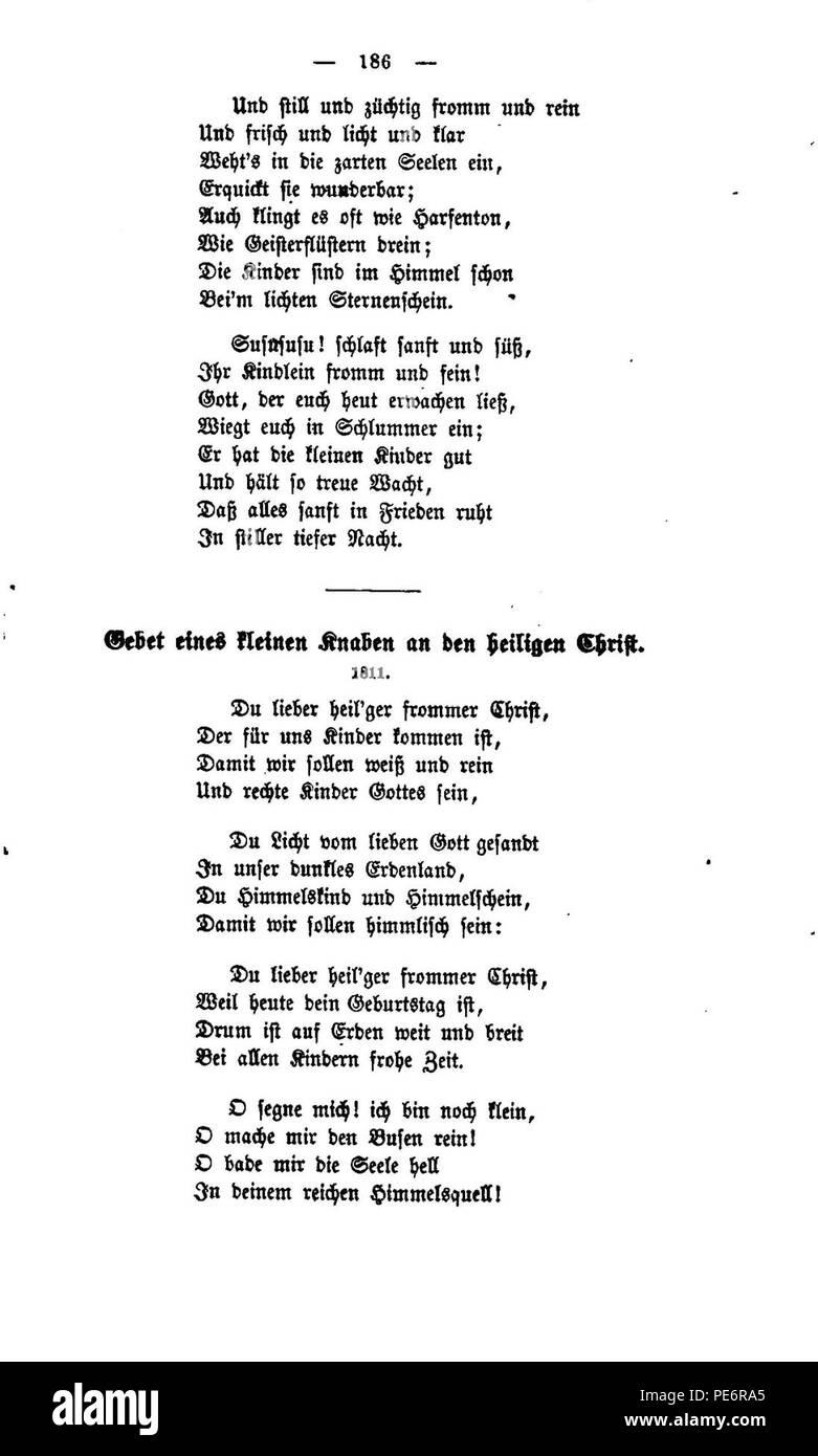 Das Große Glück Noch Klein Zu Sein Gedicht Wilhelm Busch