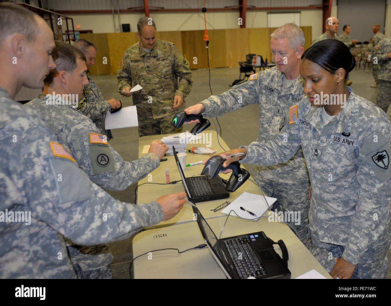 South Carolina Army National Guard prepares hundreds of North
