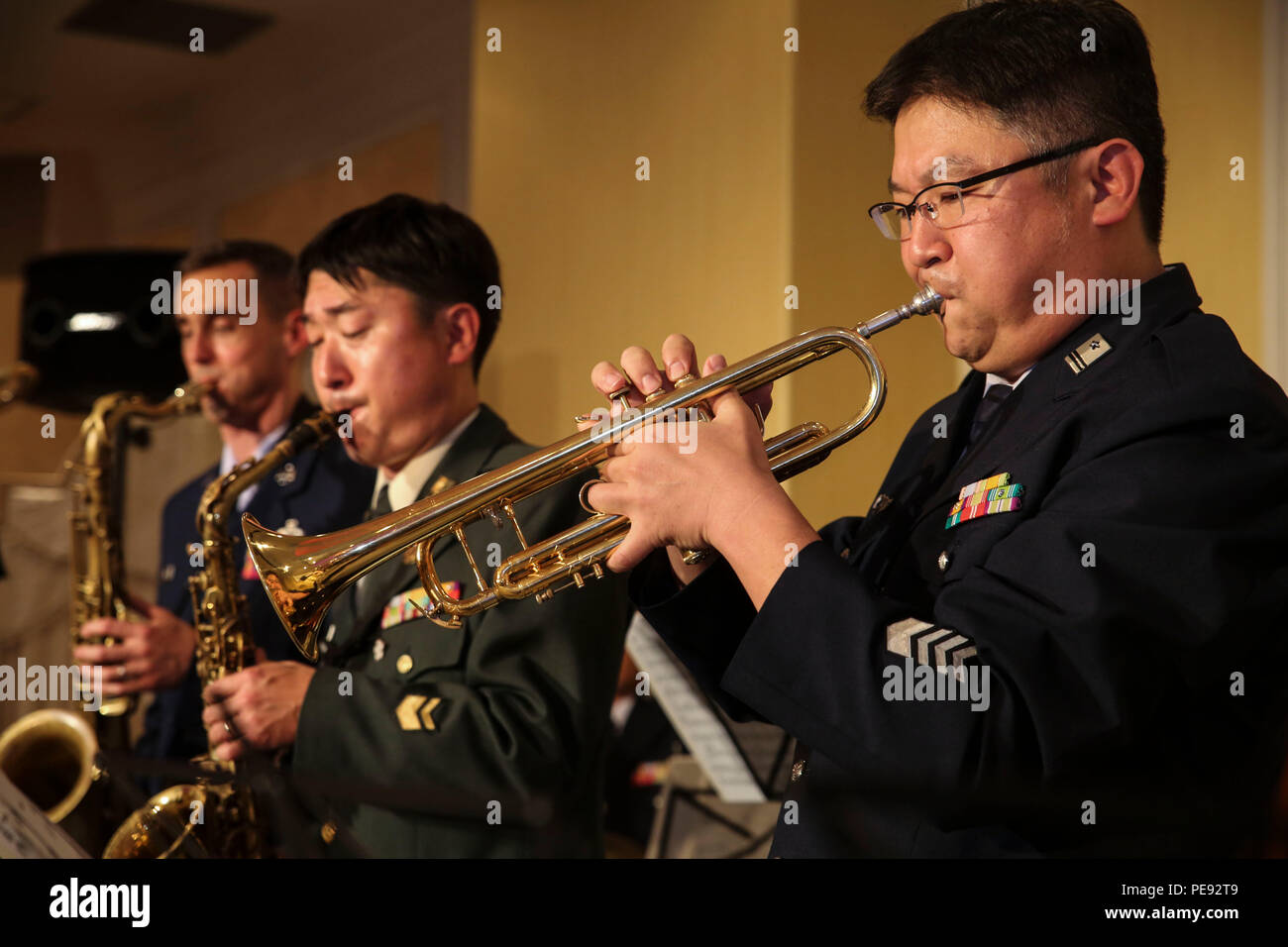 army japan band perform - HD 1300×956
