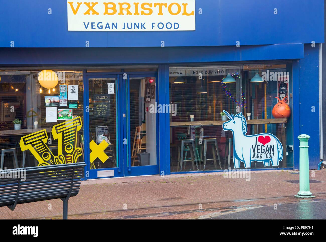 Vx Bristol Vegan Junk Food Coffee Shop And Vegan Grocery