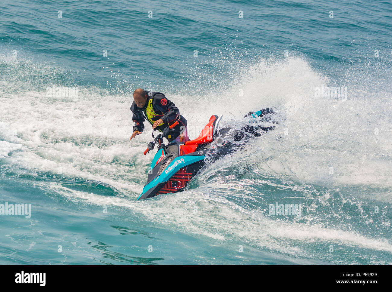 Jet Ski Stock Photos & Jet Ski Stock Images - Alamy