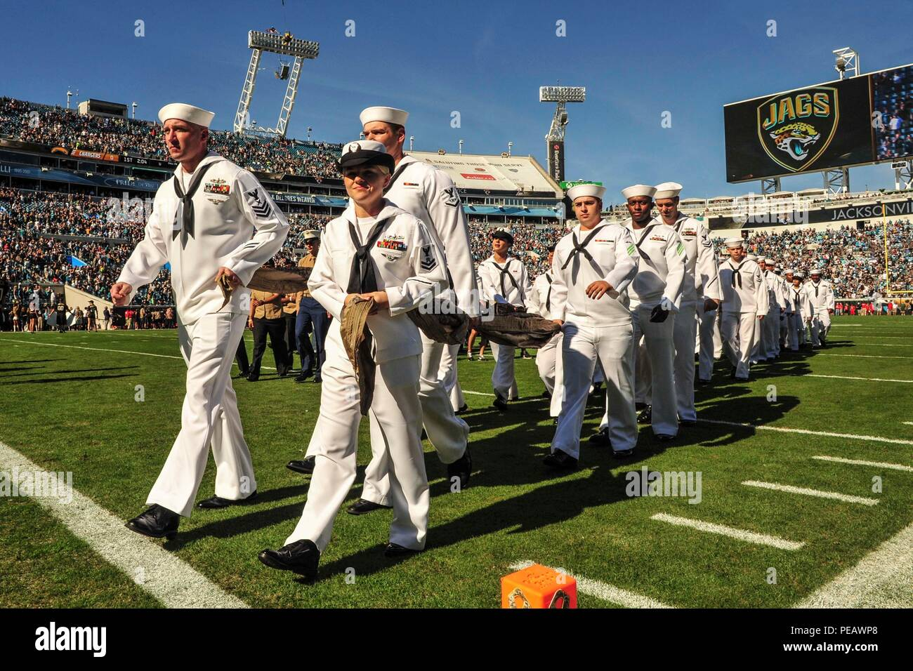 """a68d30084ae The National Football League recognizes November as """"Salute to Service Month""""  ..."""