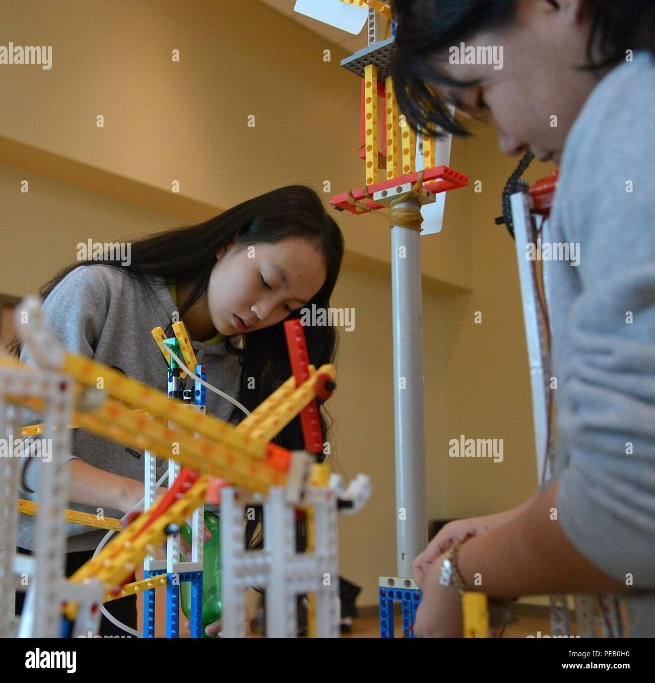 Rube Goldberg Machine Stock Photos & Rube Goldberg Machine