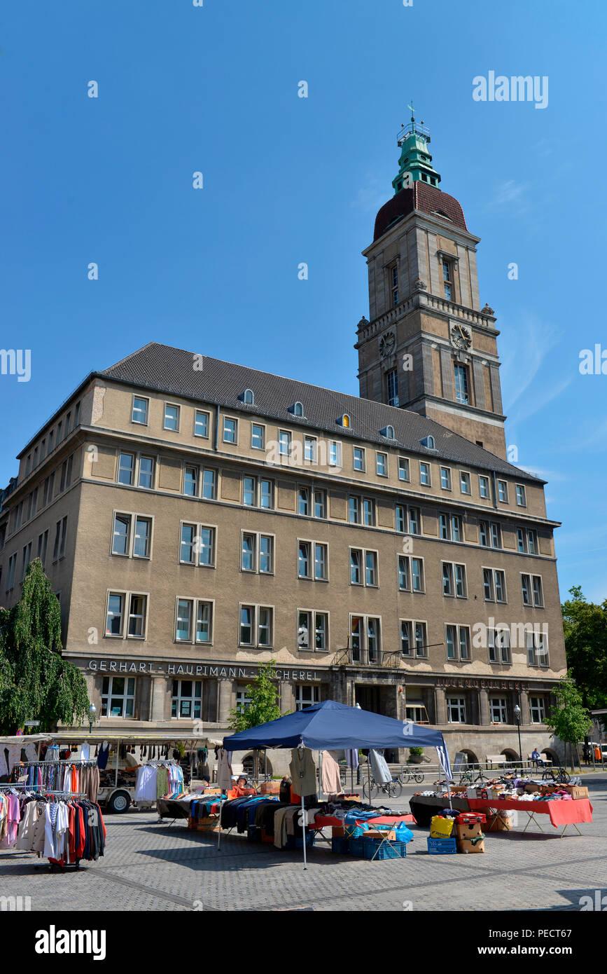Schön Baumarkt Berlin Schöneberg Beste Wahl , Breslauer Platz, Friedenau, Tempelhof-schoeneberg, Berlin, Deutschland