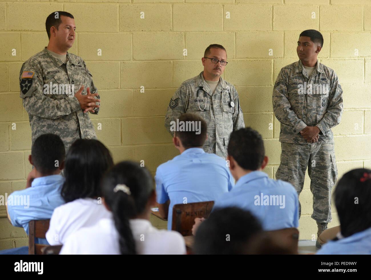 U S  Army Sgt  First Class Jerry Moreira, 81st Civil Affairs