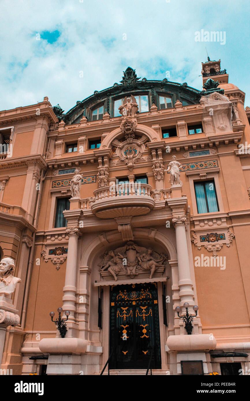 Monaco Photography - Stock Image