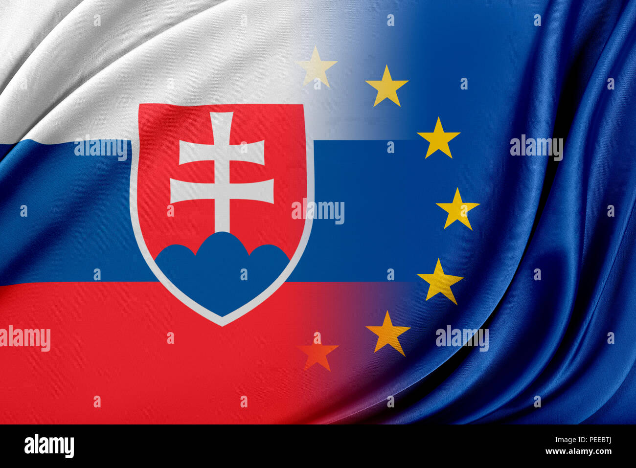 5ff764f49a European Union and Slovakia. The concept of relationship between EU and  Slovakia.