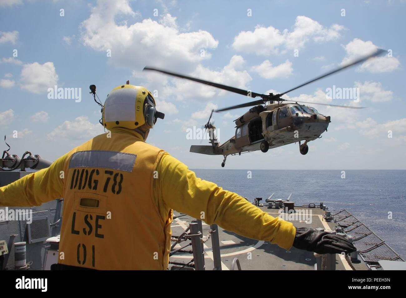 Saar Class Missile Israeli Navy Stock Photos & Saar Class