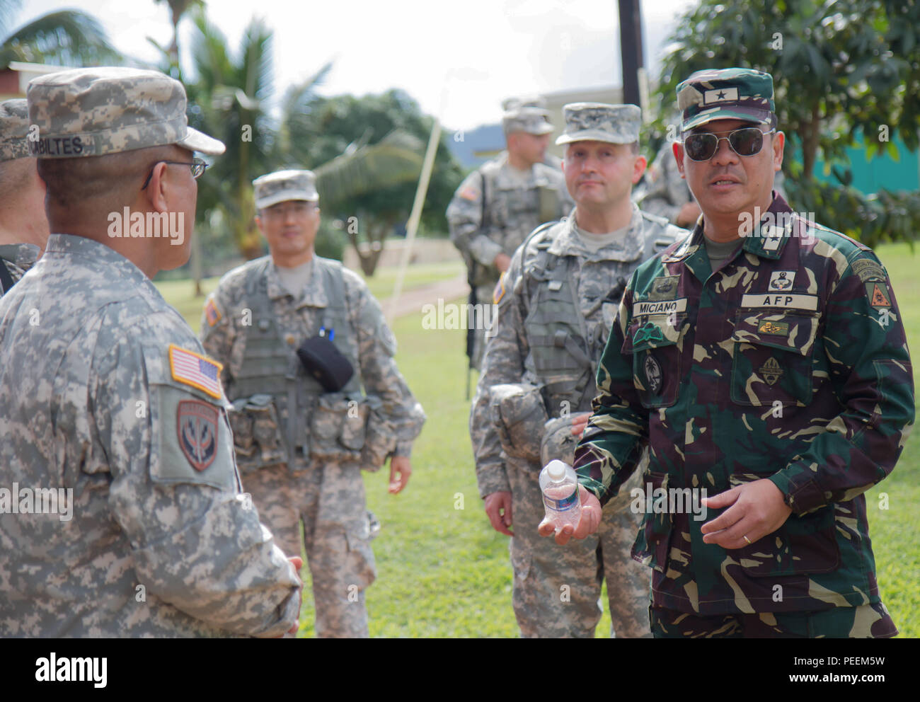United States Army Reserve Pacific Stock Photos United States Army