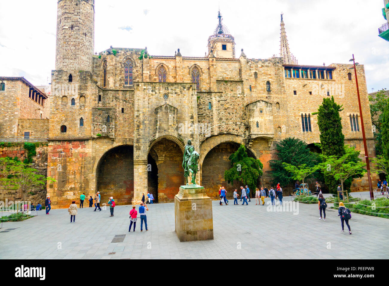 Count Of Barcelona Stock Photos & Count Of Barcelona Stock ...