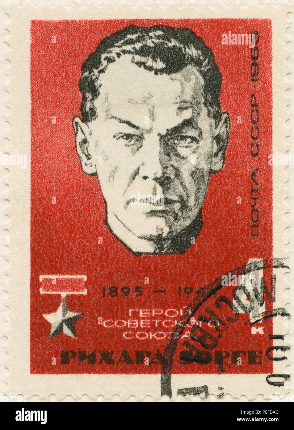 Who was Richard Sorge Photo and biography of the Soviet intelligence officer 75