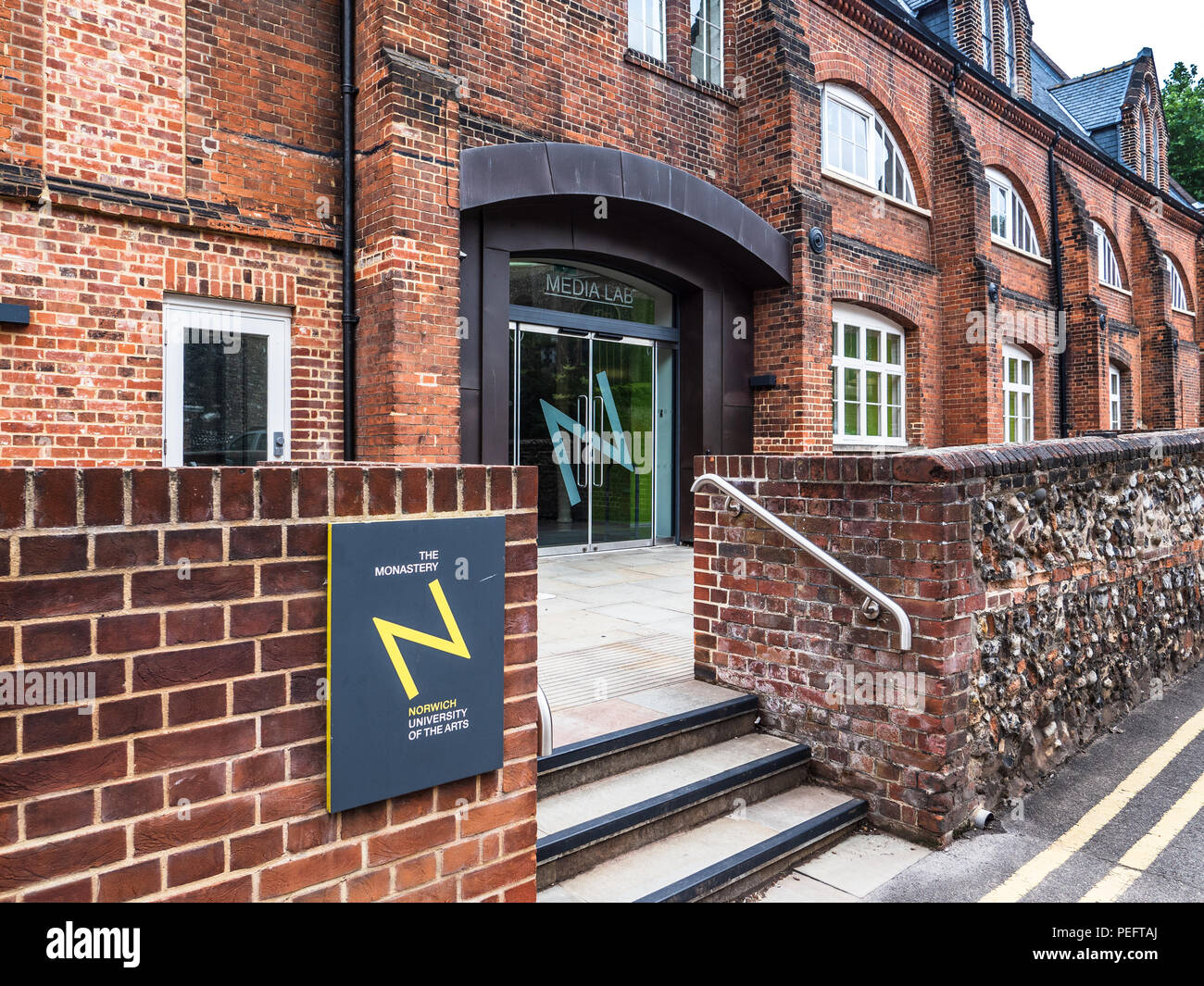 Norwich University Of The Arts High Resolution Stock Photography and Images  - Alamy