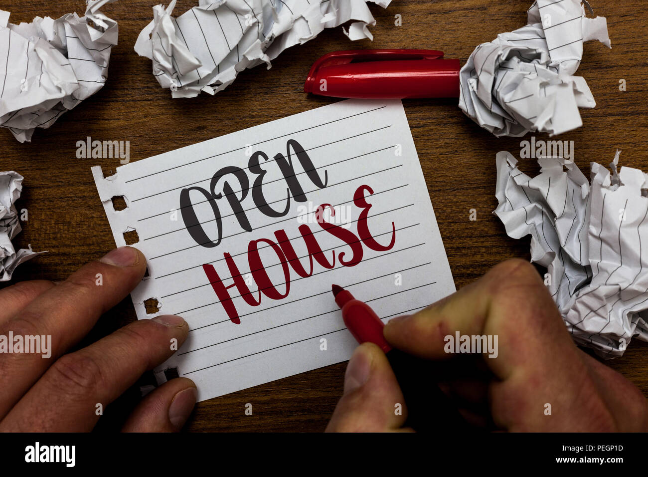 Sell house home meaning property stock photos sell house home concept meaning you can come whatever whenever want make yourself at solutioingenieria Images