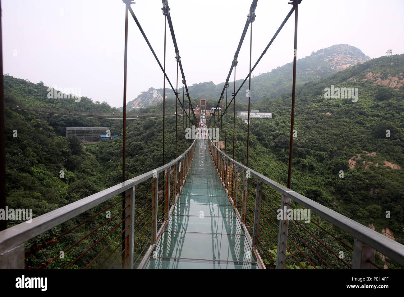 Glass Bridge Stock Photos Glass Bridge Stock Images Alamy