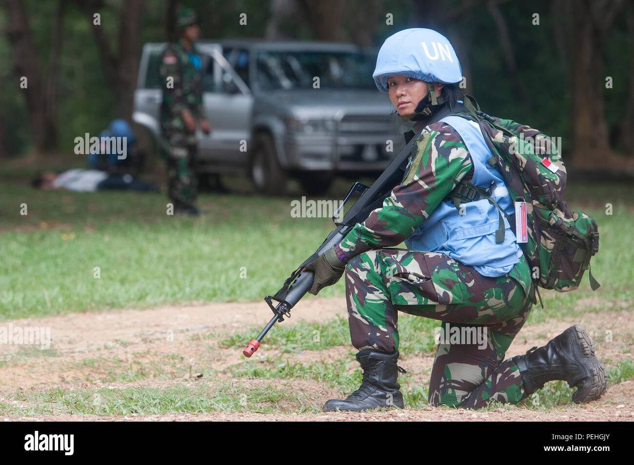 Indonesia National Armed Force...