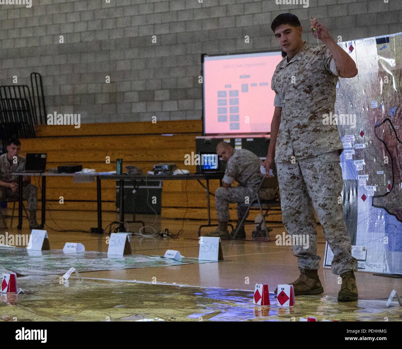 Us Marine Corps Capt Jeremiah C Olver Counterintelligencehuman - Usmc-counter-intel