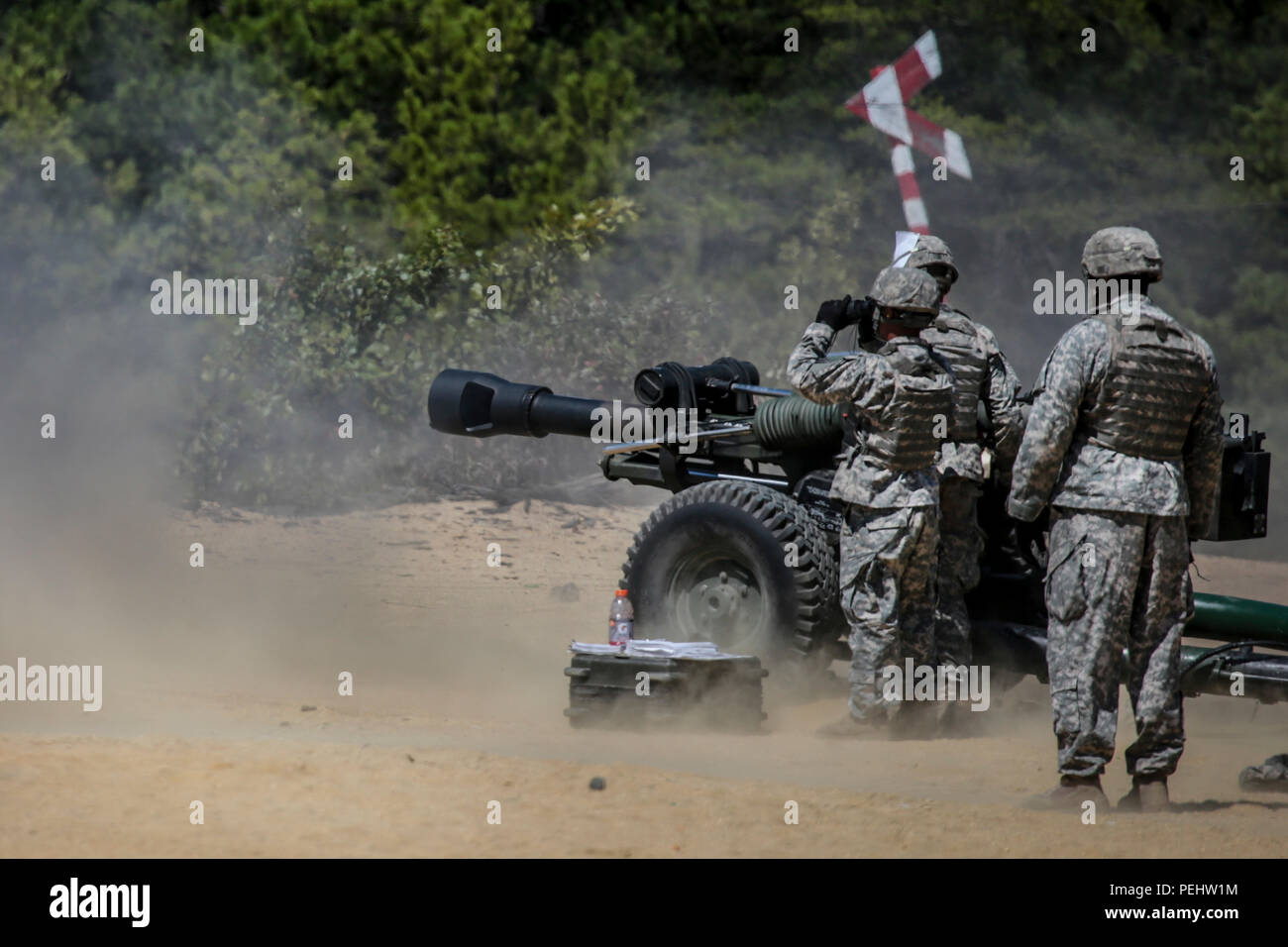 Soldiers from the New Jersey Army National Guard's 3-112th