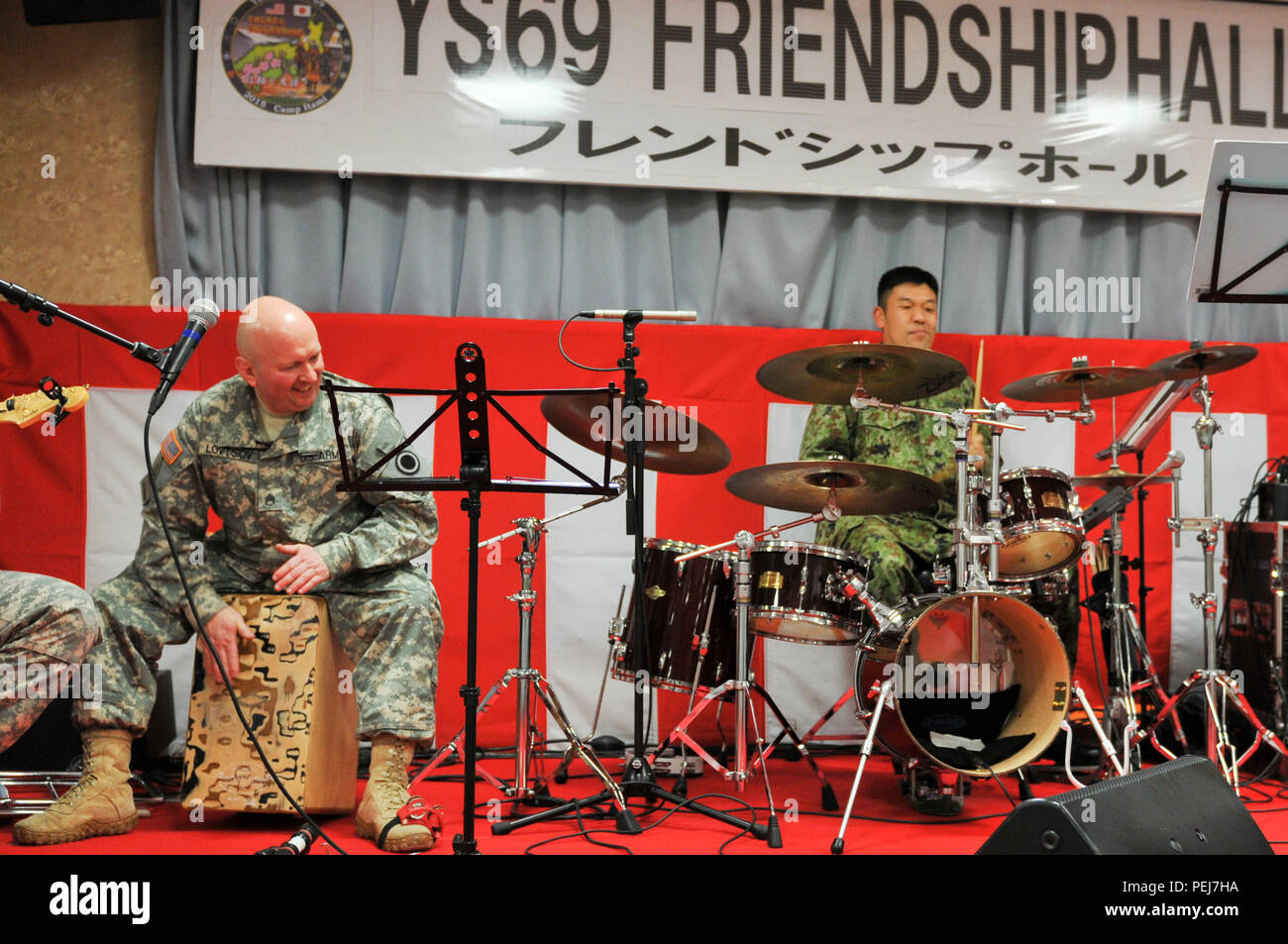 army japan band perform - 1000×664