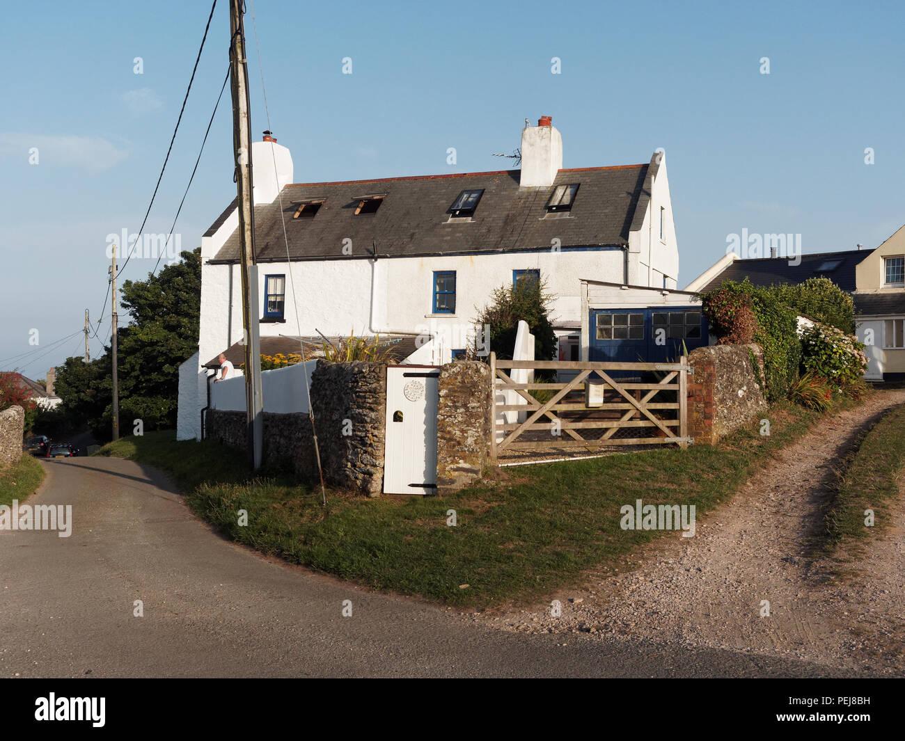 East Prawle, South Hams, Devon UK Stock Photo