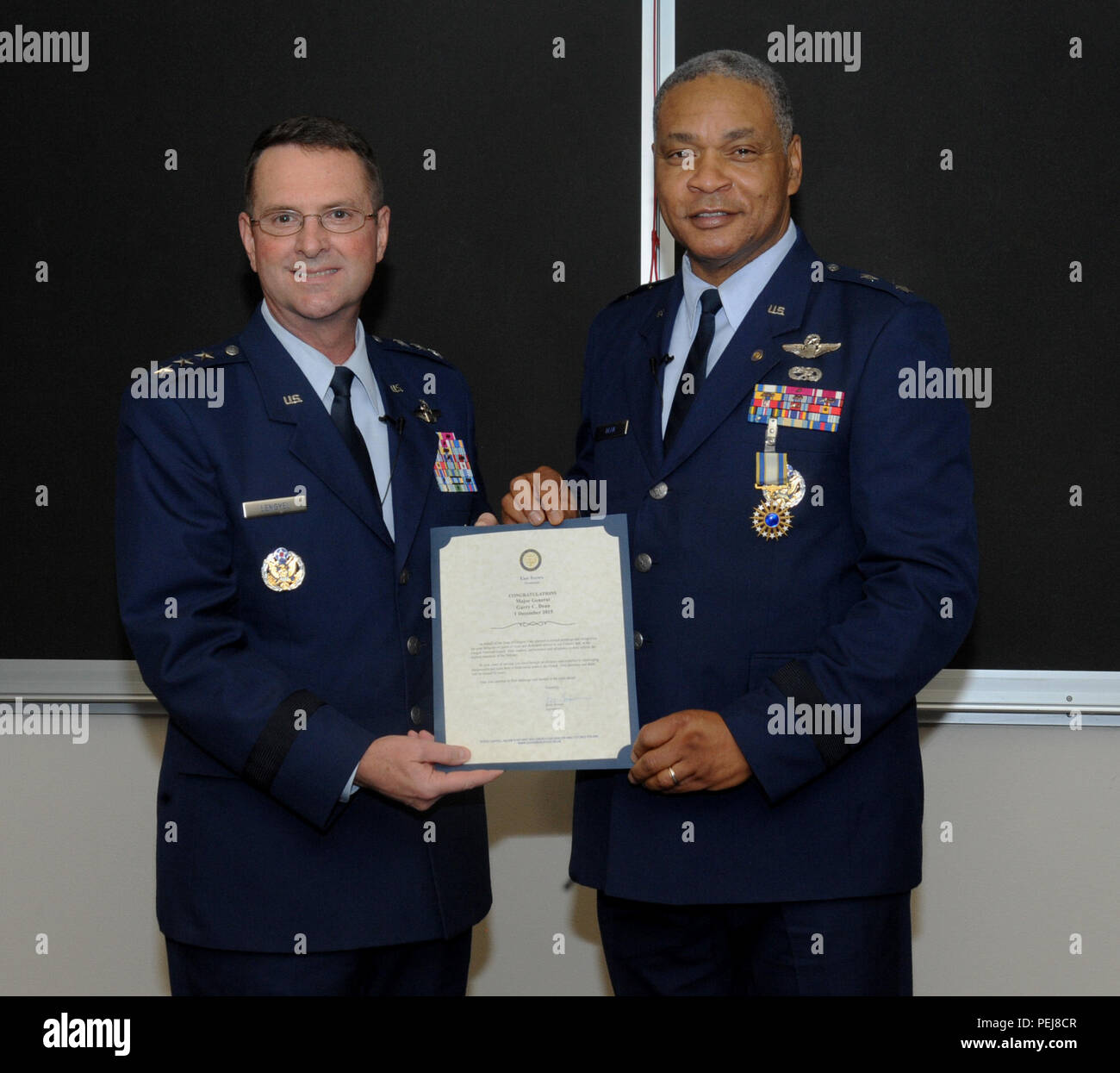 Air Force Academy Dean Of Faculty Announces Retirement: Air Force Assistant Stock Photos & Air Force Assistant