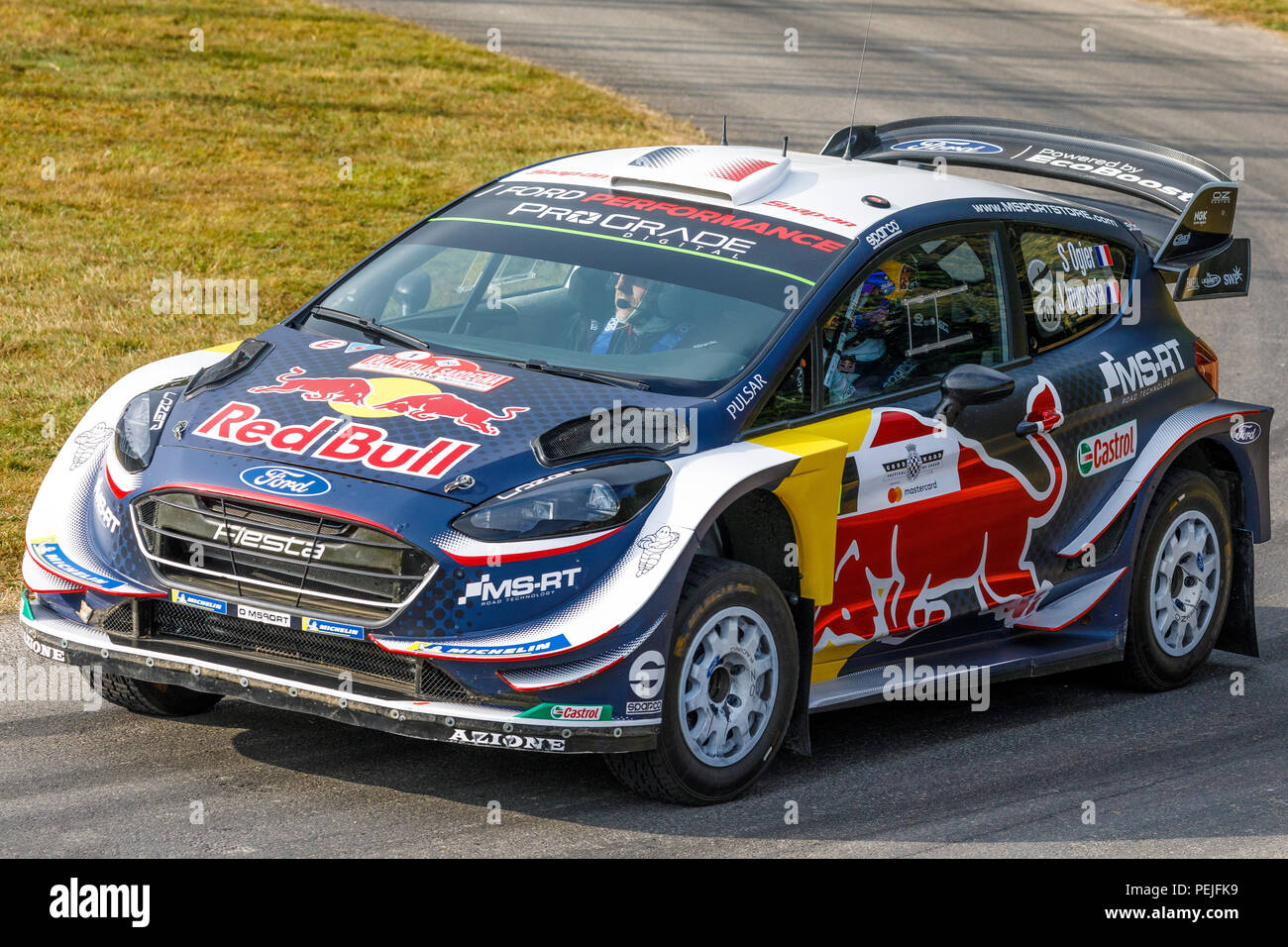 ford fiesta rally stock photos ford fiesta rally stock images alamy. Black Bedroom Furniture Sets. Home Design Ideas