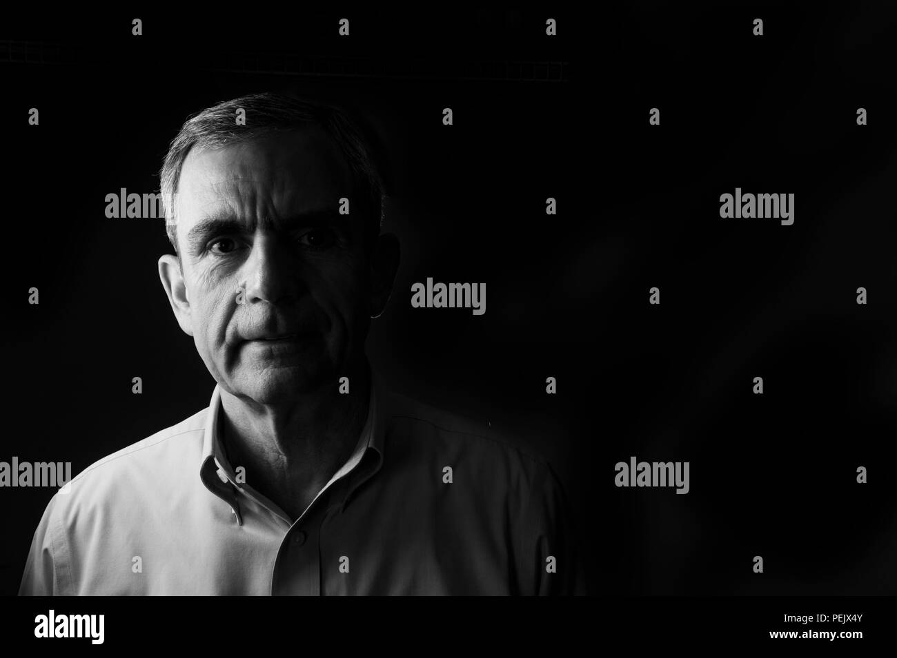Daniel Hughes Black and White Stock Photos & Images - Alamy