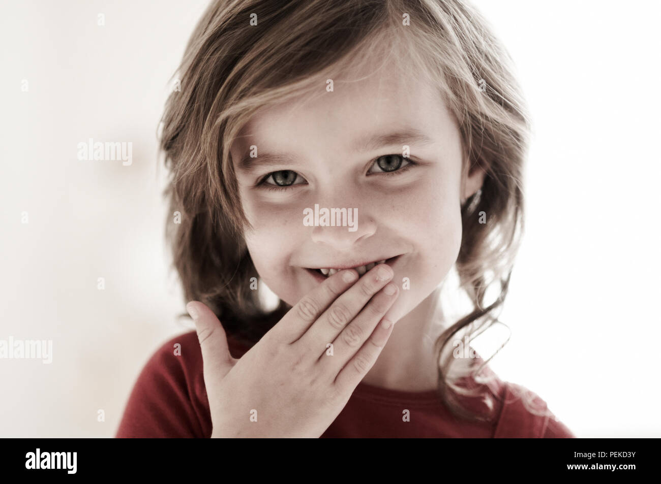 Innocent Little Girl!