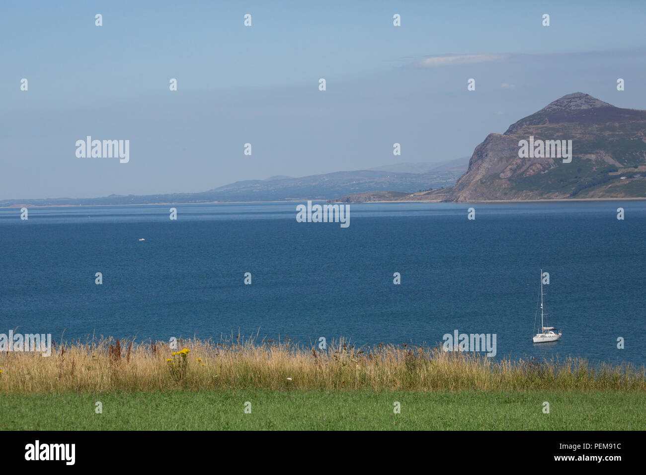 Morfa Nefyn, Llyn Peninsula, North Wales Stock Photo