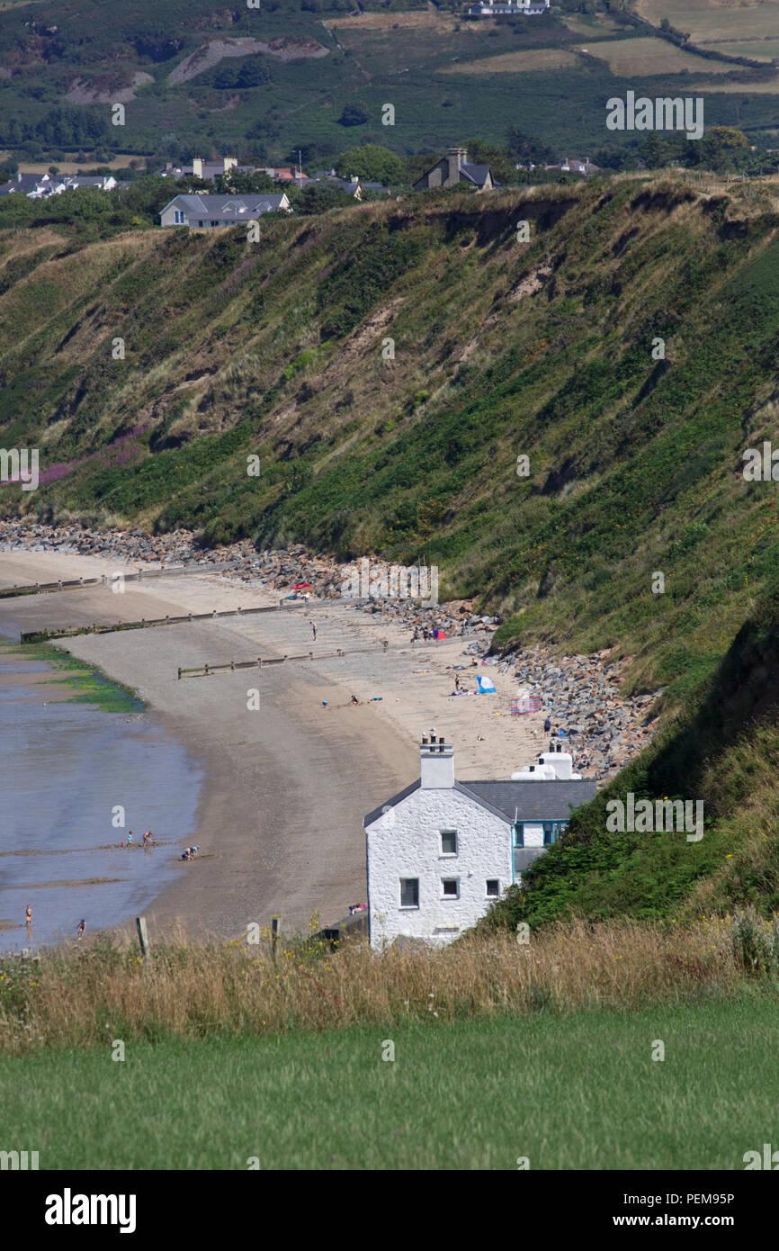 Morfa Nefyn, Llyn Peninsula, North Wales Stock Photo