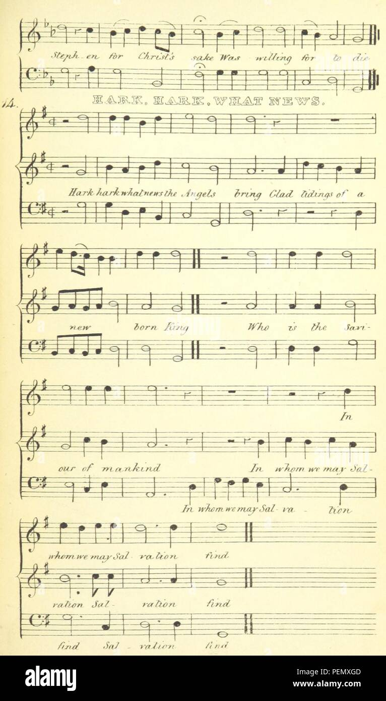 page 357 of christmas carols ancient and modern including the most popular in the west of england and the airs to which they are sung also specimens of