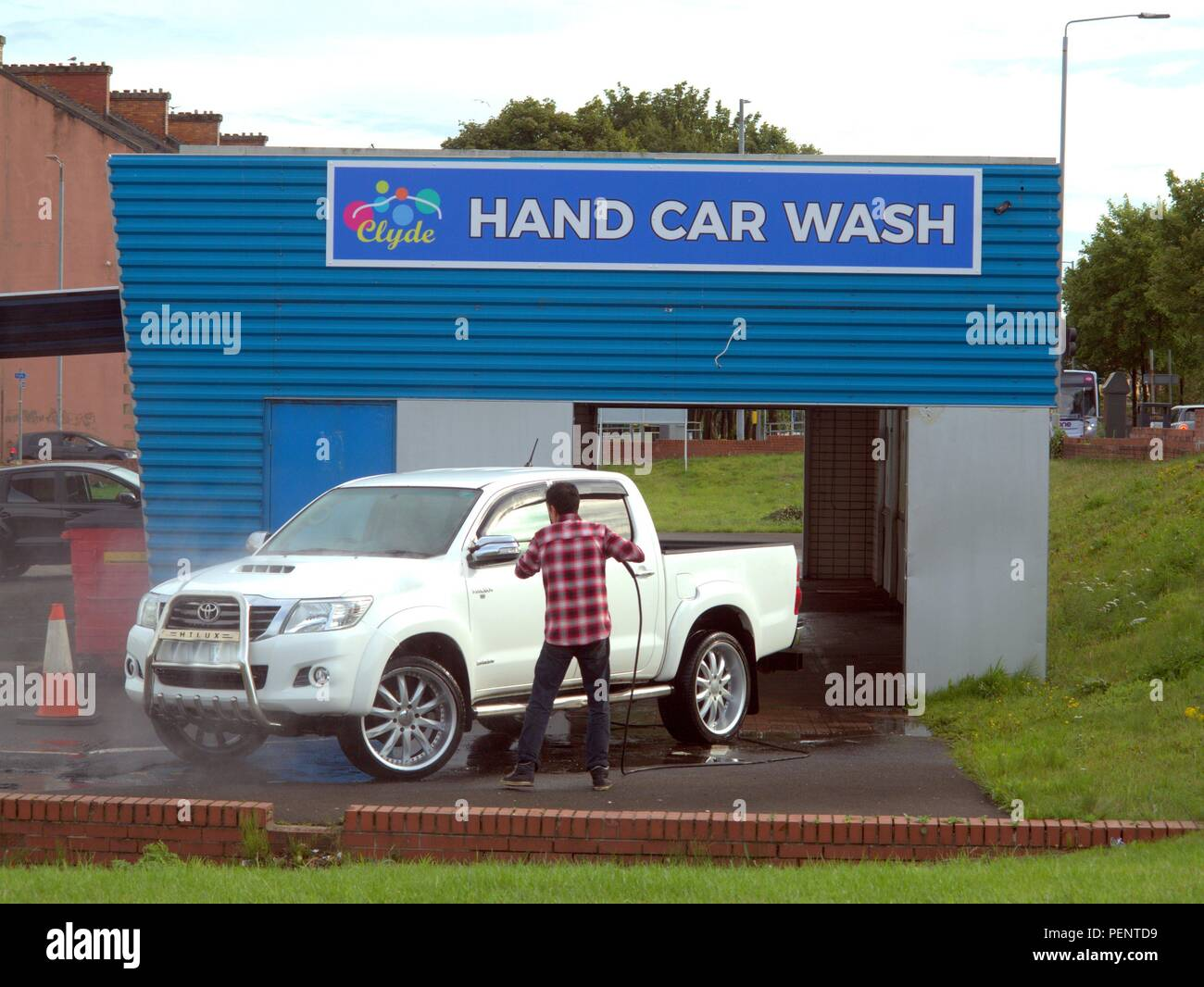 how to start a carwash business uk