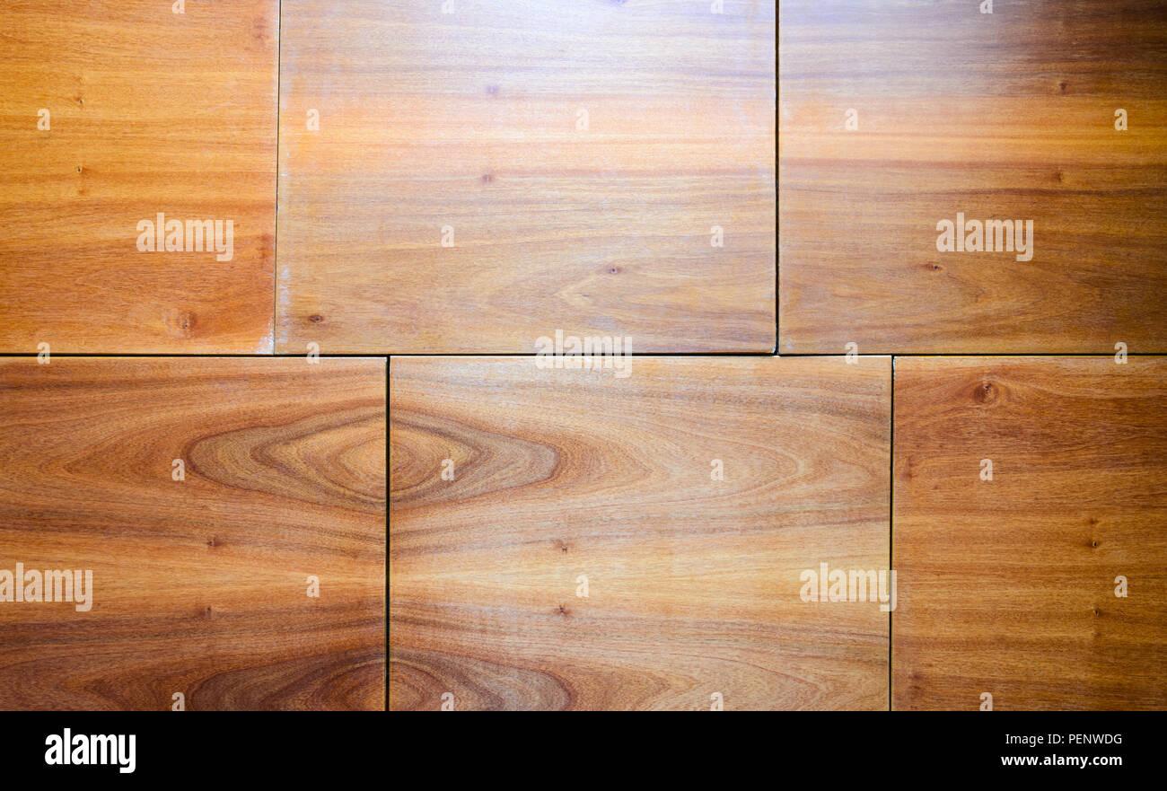 Wood Finishing Wall Panels Background Joints Of Decorative