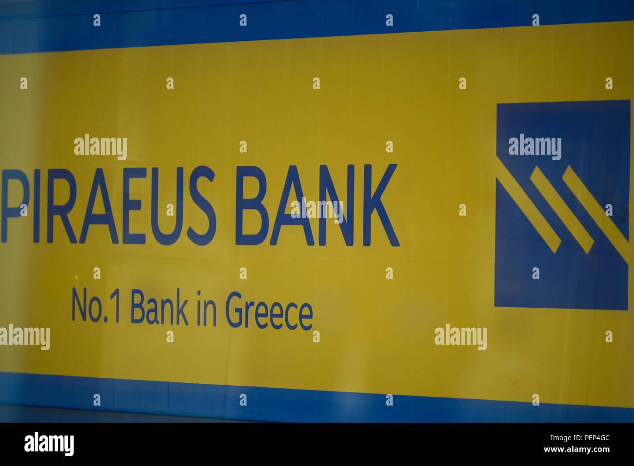 Bank Of Piraeus Athens