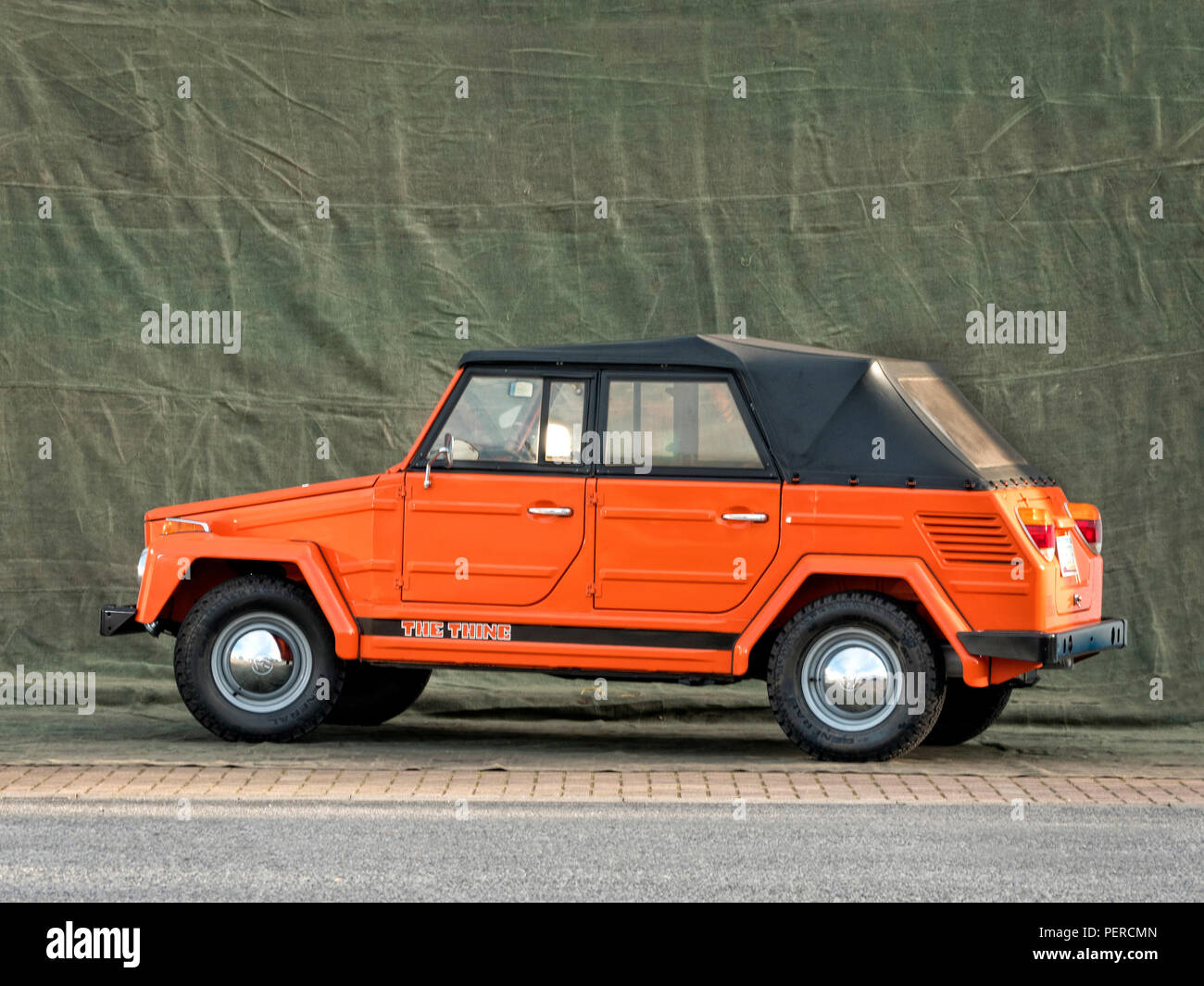 1973 VW The Thing - Stock Image