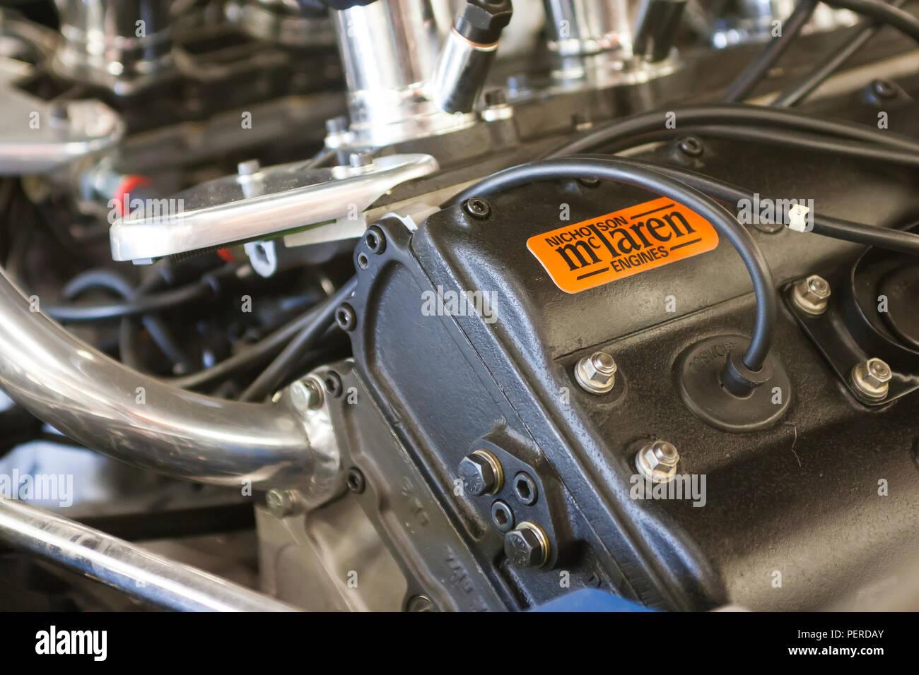 Cosworth Engine Stock Photos & Cosworth Engine Stock Images