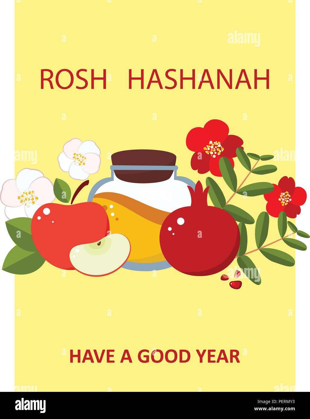 Rosh Hashanah Card Stock Photos Rosh Hashanah Card Stock Images