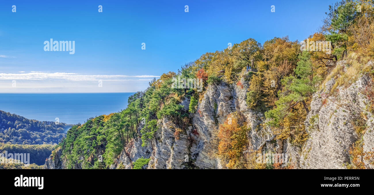 Eagle Rocks in Sochi: description, attractions, interesting facts and reviews 23